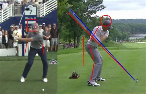 jason day iron swing jordan spieth golf swing analysis consistentgolf com