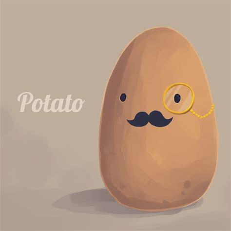 gentlemanly potato by potato on deviantart