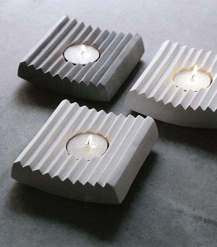 Arts Beton Design by Concrete Tealight Holder Concrete Product Design