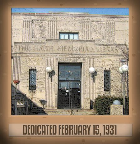 haish memorial library historical preservation addition silly laws dekalb county online