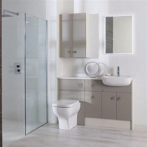Woodstock Bathroom Furniture Calypso Brecon Fitted Bathroom Furniture Tiles Ahead