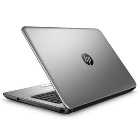 Notebook Hp 14 Ac151tu N3050 2gb 500gb 14 Win10 Original hp 14 ac001tu intel celeron n3050 2gb 500gb 14 inch dos silver jakartanotebook