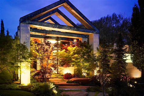 Landscape Lighting Utah Outdoor Security Lighting Ideas