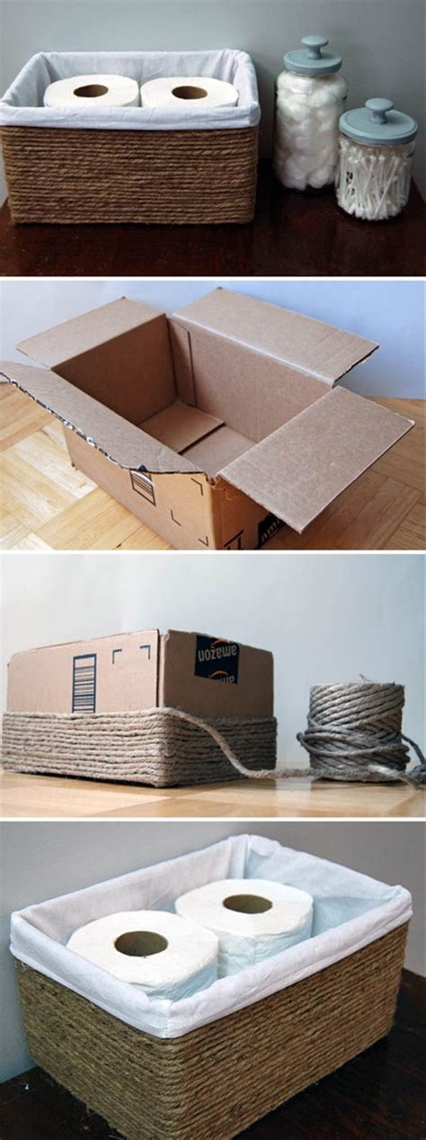 recycling ideas for home decor how to reuse old boxes diy recycling ideas for home decor