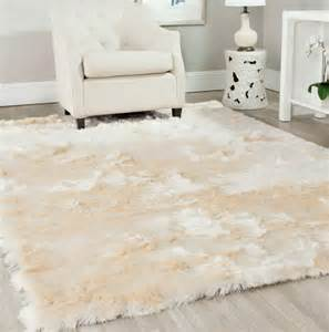 Big Fluffy Rugs by White Fluffy Rug For Nursery Home Design Ideas