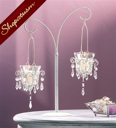 Cheap Chandelier Centerpieces 24 Wholesale Shabby Bead Chandelier Wedding Centerpieces Bulk Lot
