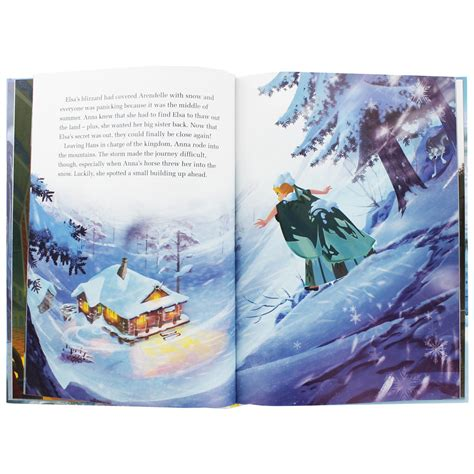 Disney Frozen The Storybook disney frozen storybook by disney books at the