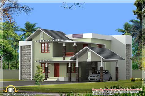 20 fresh small home plans kerala model