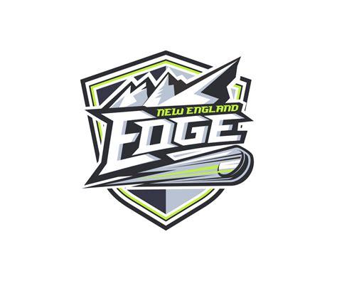 design a hockey logo bold serious logo design for new england edge hockey by