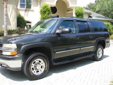 buy car manuals 2003 chevrolet suburban 2500 transmission control find used 2003 chevrolet suburban 2500 lt autoride 8 1