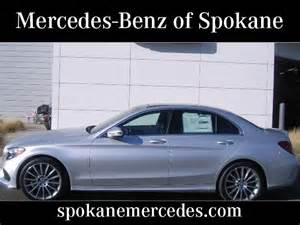 Mercedes Spokane New 2016 Mercedes C Class Sedan For Sale In Liberty