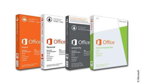 microsoft office welches office paket ist das richtige
