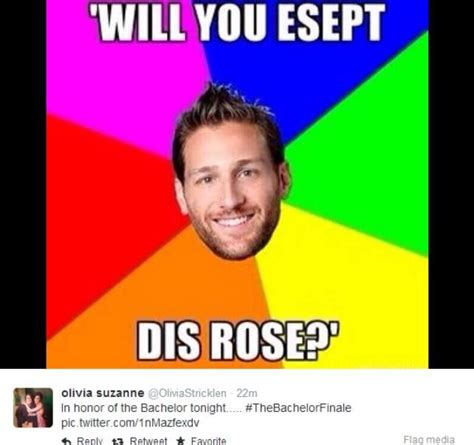 Bachelor Meme - the bachelor finale 2014 top 5 best juan pablo memes