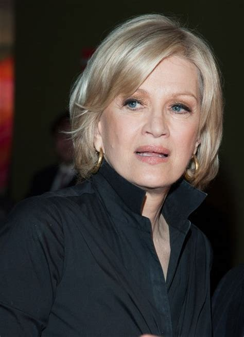 how to get diane sawyer haircut 2014 short blonde bob haircut for older women over 60 diane