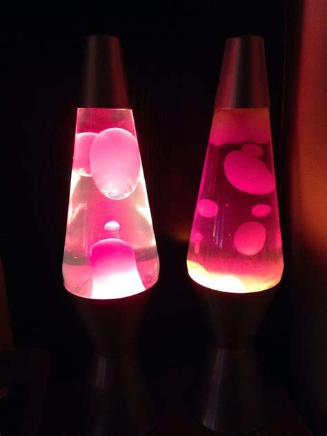 lava l red wax yellow liquid two fourteen inch lava ls clear liquid pink wax and