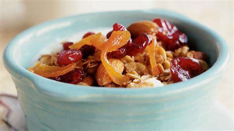 Grande Granola Fruits And Seeds great granola oatmeal recipes sunset