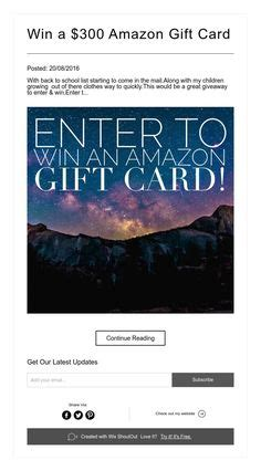 New Contest Win A 300 Gift Card From Eluxury by 1000 Images About Giveaway Contest On Gift