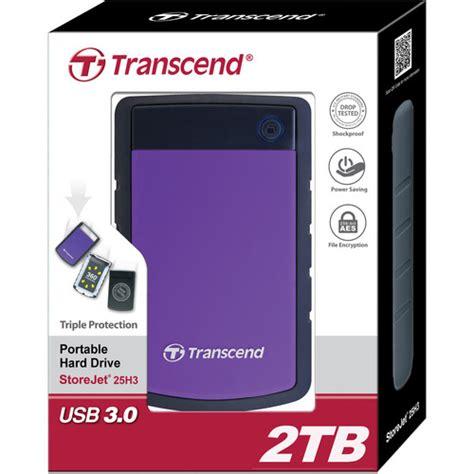 Transcend Storejet 25h3 2tb Usb 3 0 Antishock transcend 2tb storejet 25h3 anti shock external drive help tech co ltd