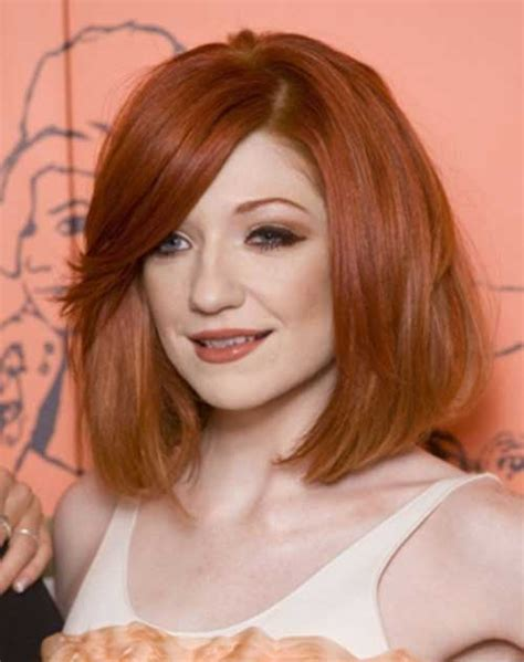 hairstyles for thick red hair short haircuts for thick red hair haircuts models ideas