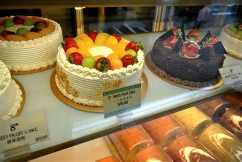 bakeries cakes the best bakery in manhattan s chinatown