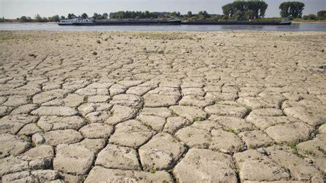 scheepvaart droogte schijn bedriegt droogte nog steeds groot probleem nos