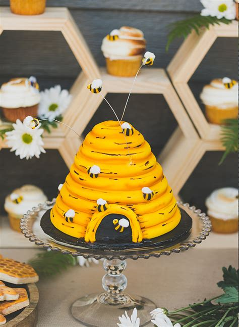 honey bee birthday inspired by this