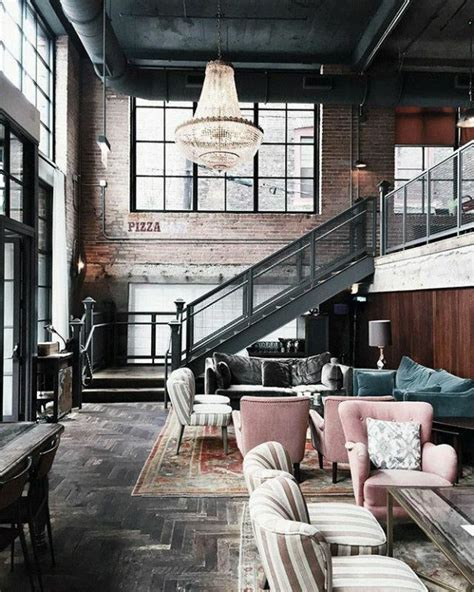 industrial chic home decor 7 ways of transforming interiors with industrial details