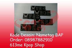 Harga Kalung Bts name tag 613me kpop shop