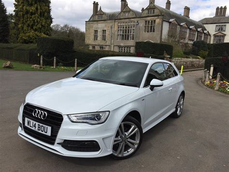 Audi A3 Tfsi S Line by Used 2014 Audi A3 Tfsi S Line For Sale In West Midlands