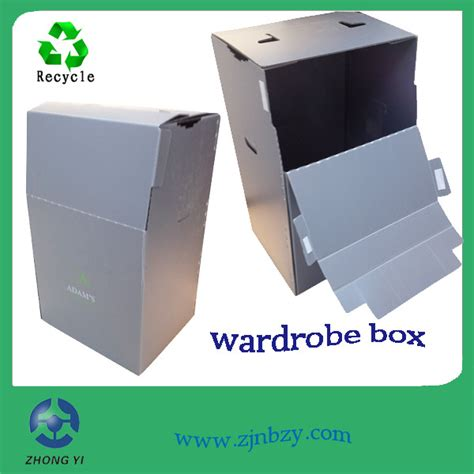 plastic wardrobe boxes for moving stacked plastic moving box with interlock lid buy