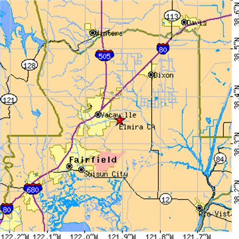 zip code map vacaville ca elmira california ca population data races housing