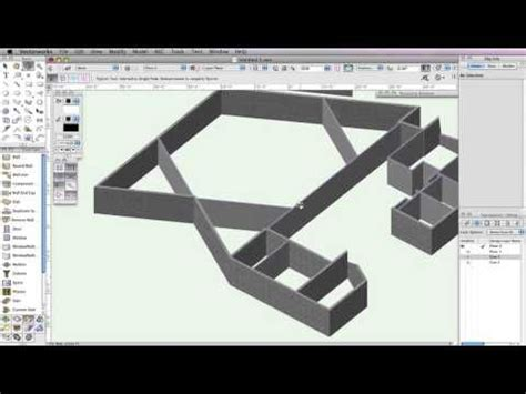 vectorworks tutorial walls 17 best images about learning vectorworks on pinterest