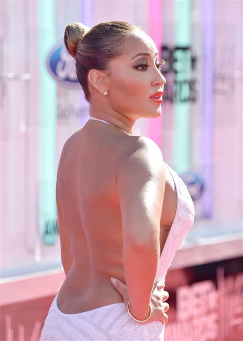 adrienne bailon at 2014 bet awards in la sawfirst