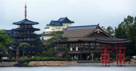 Pavillon Japonais by Pavillon Du Japon 224 Epcot Le Monde De Disney