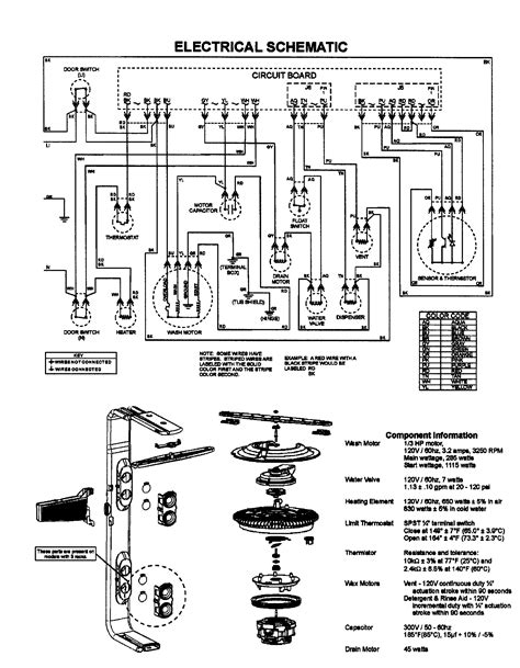 whirlpool wed9200sq0 wiring diagram whirlpool washer
