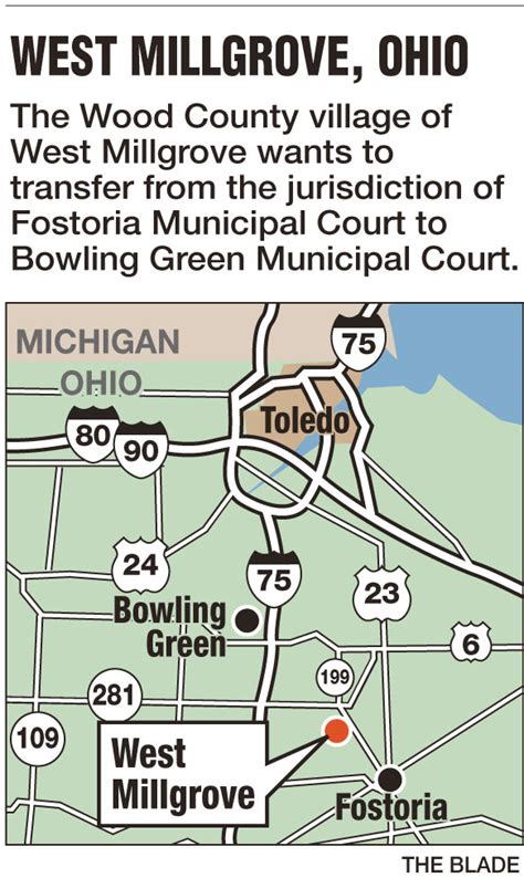 Bowling Green Ohio Court Records Looking To Change Its Court The Blade