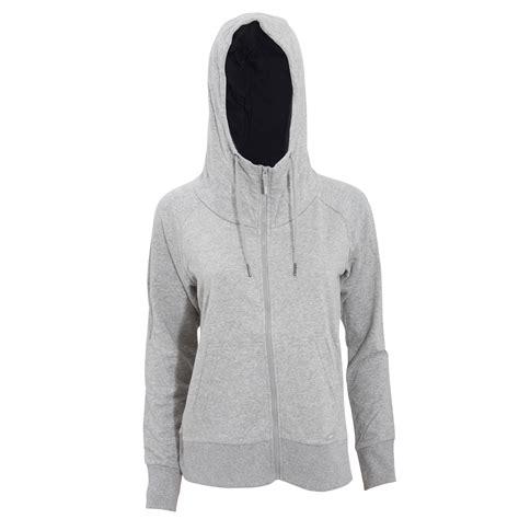 bench zip up hoodies bench womens ladies effortless zip up hoodie jacket ebay