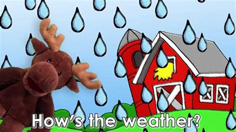 how s the weather song