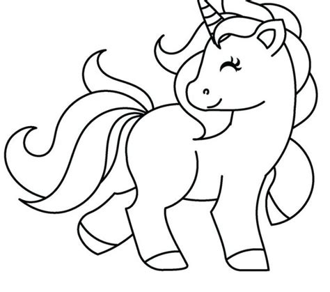 coloring pages of cute unicorns unicorn coloring page coloring page freescoregov com