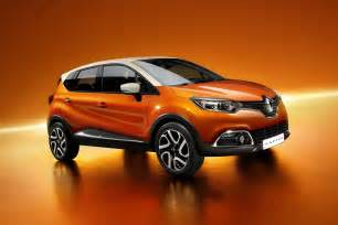 Renault Captur Renault Captur Crossover Photos Revealed Autotribute