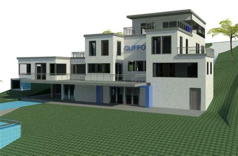 house project in revit 2014 my portfolio