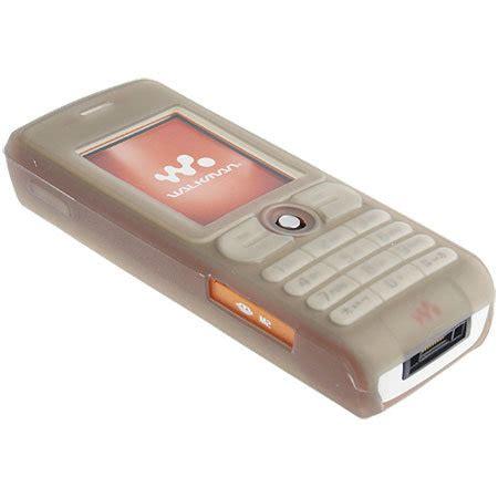Casing Hp Sony Ericsson W200i silicone for sony ericsson w200i black