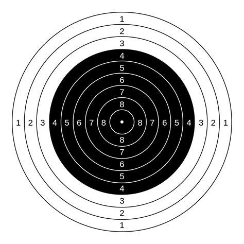 printable targets air rifle file 10 m air rifle target svg wikipedia