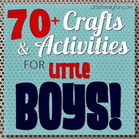 crafts for boys family crafts activities for boys