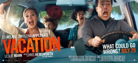 film vacation vacation movie 2 new posters teaser trailer