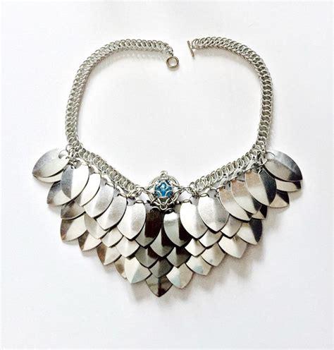 mail jewelry le 621 migliori idee su chainmaille su