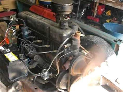 chevrolet stovebolt  cylinder youtube
