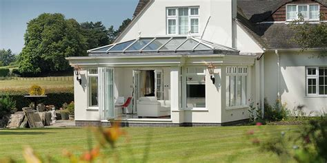 orangeries upvc aluminium orangery range  hazlemere home improvements