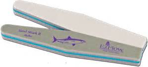 Ez Flow File Killer Whale Pro Shiner Nail Product - 8ty8beauty buffers nail files