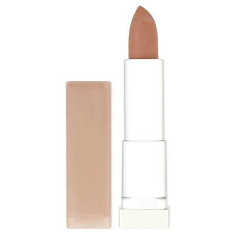Lipstik Maybelline Color Sensational maybelline color sensational lipstick various shades